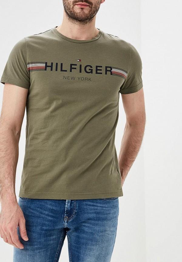 цена Футболка Tommy Hilfiger Tommy Hilfiger TO263EMEBQY8