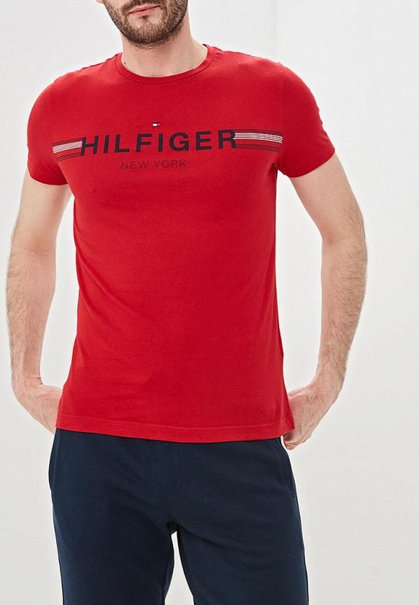 Футболка Tommy Hilfiger Tommy Hilfiger TO263EMEBQZ2 все цены