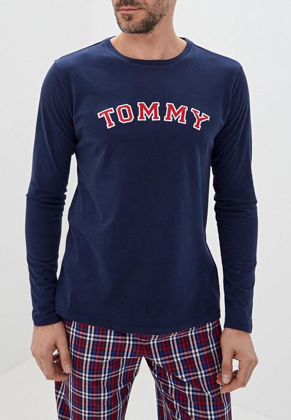 Лонгслив домашний Tommy Hilfiger Tommy Hilfiger TO263EMFVVJ9 недорого