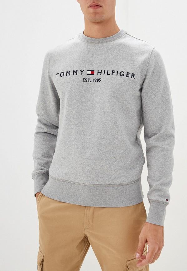 купить Свитшот Tommy Hilfiger Tommy Hilfiger TO263EMFVVQ5 дешево