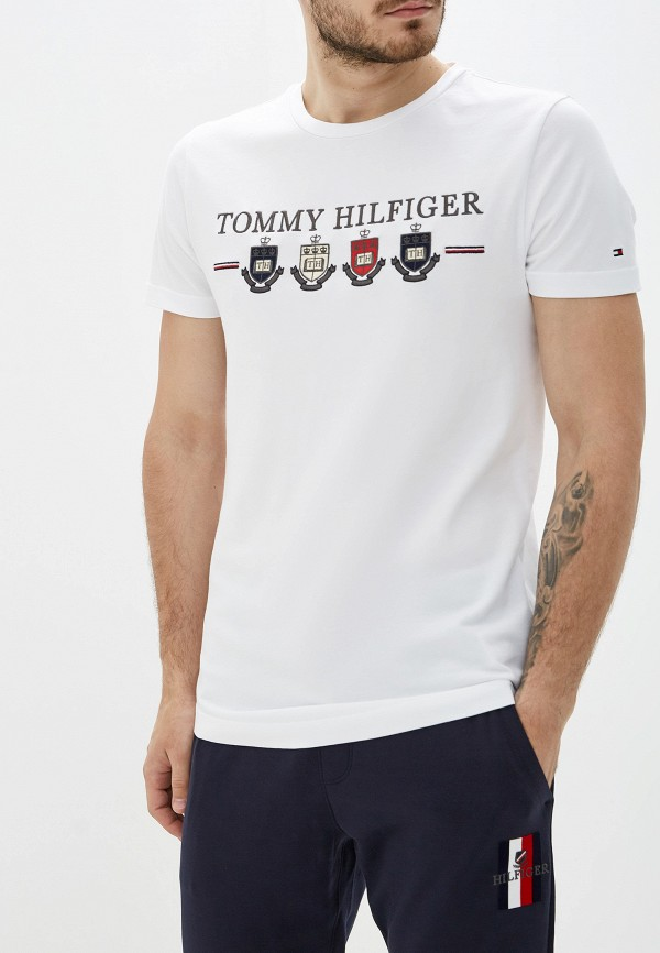 Футболка Tommy Hilfiger Tommy Hilfiger TO263EMFVWG8