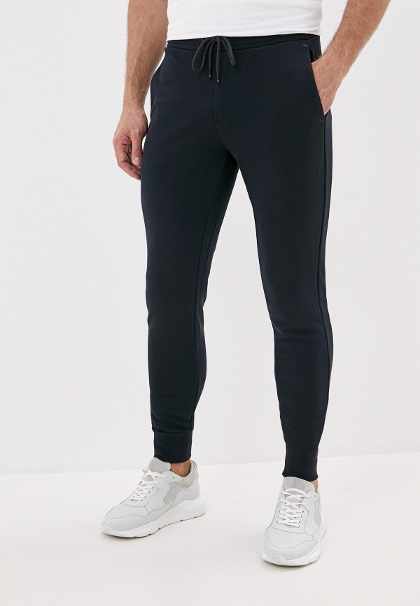 мужские спортивные брюки tommy hilfiger, черные