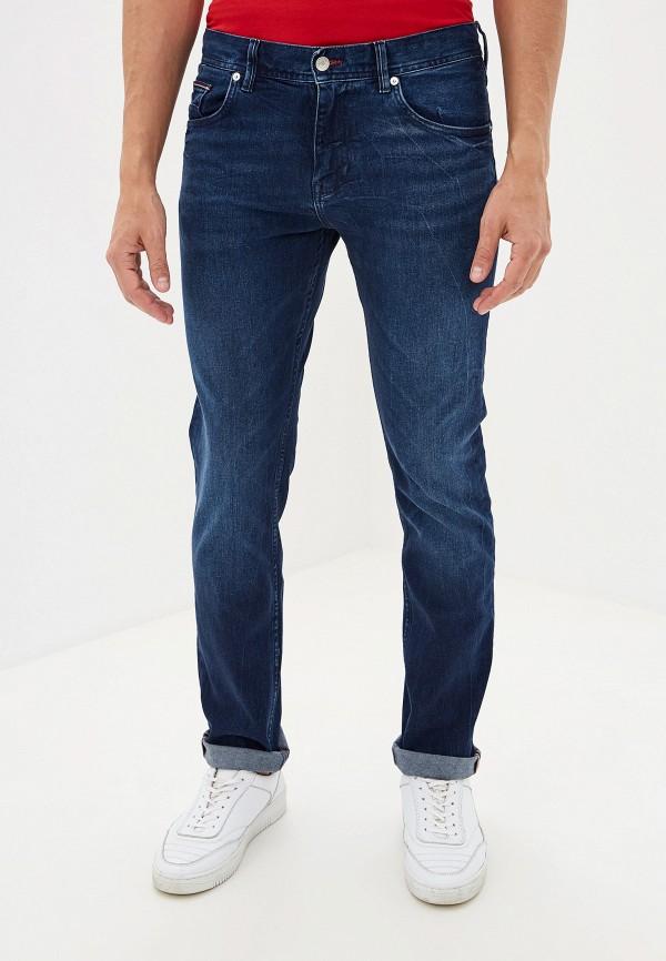мужские джинсы tommy hilfiger, разноцветные