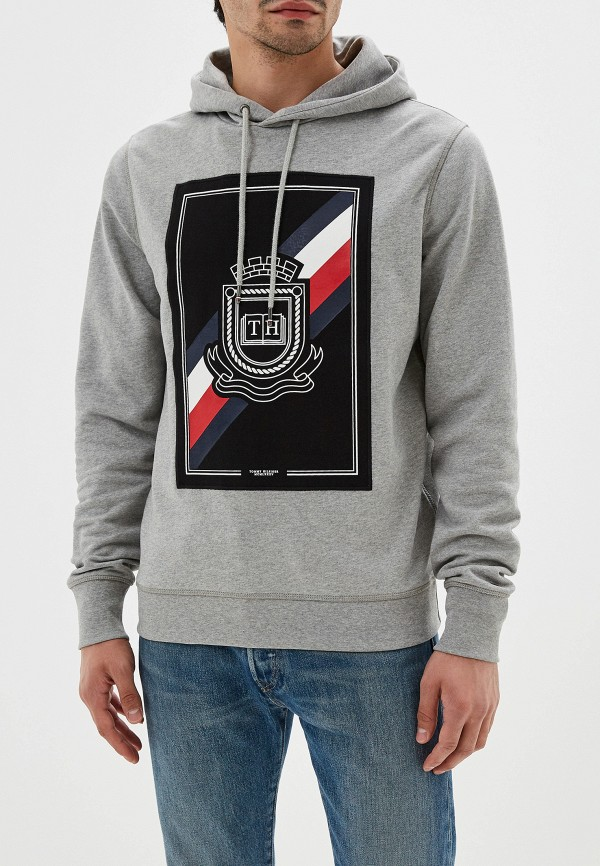Худи Tommy Hilfiger Tommy Hilfiger TO263EMFYOD7 худи tommy hilfiger tommy hilfiger to263emddup0