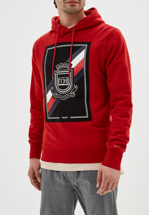 Худи Tommy Hilfiger Tommy Hilfiger TO263EMFYOD8 худи tommy hilfiger tommy hilfiger to263emddup0
