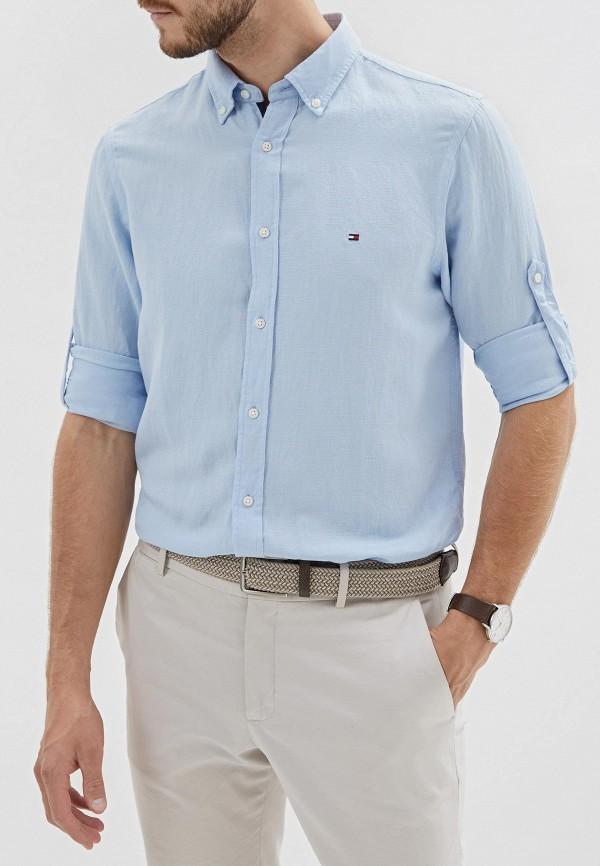 Рубашка Tommy Hilfiger Tommy Hilfiger TO263EMFYOG9 недорго, оригинальная цена