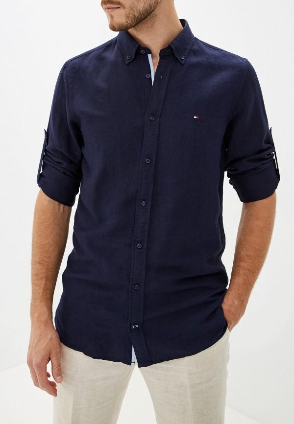 Рубашка Tommy Hilfiger Tommy Hilfiger TO263EMFYOH0 цены онлайн