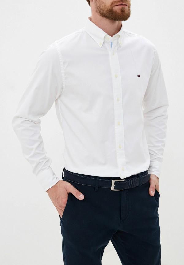 Рубашка Tommy Hilfiger Tommy Hilfiger TO263EMFYOH6 цены онлайн