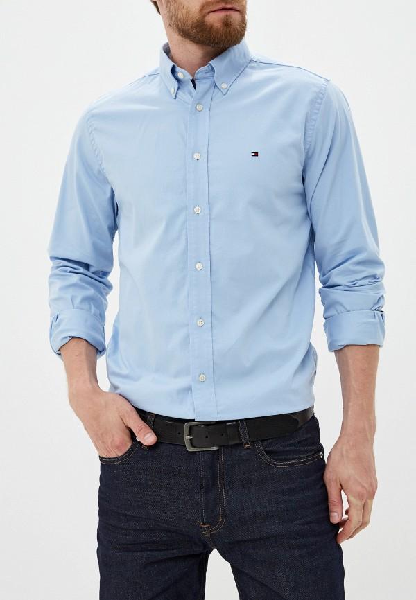 Рубашка Tommy Hilfiger Tommy Hilfiger TO263EMFYOH7 цены онлайн
