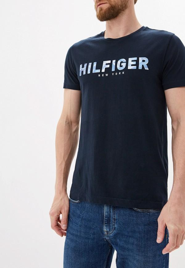 купить Футболка Tommy Hilfiger Tommy Hilfiger TO263EMFYOK5 дешево