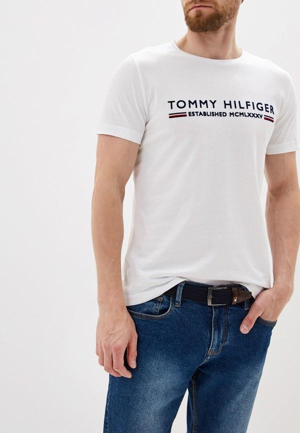 Футболка Tommy Hilfiger Tommy Hilfiger TO263EMFYOK7 цена в Москве и Питере