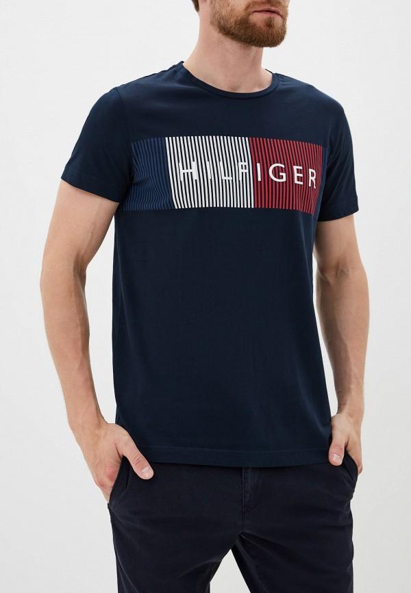 Футболка Tommy Hilfiger Tommy Hilfiger TO263EMFYOL2 цена