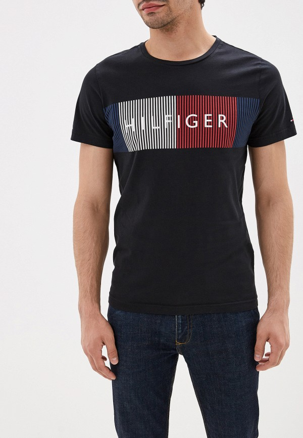 Футболка Tommy Hilfiger Tommy Hilfiger TO263EMFYOL4 футболка tommy hilfiger tommy hilfiger to263eweofp5