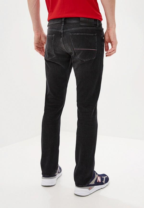 Фото 3 - Мужские джинсы Tommy Hilfiger черного цвета