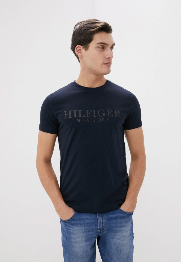 Футболка Tommy Hilfiger Tommy Hilfiger TO263EMHLCS9