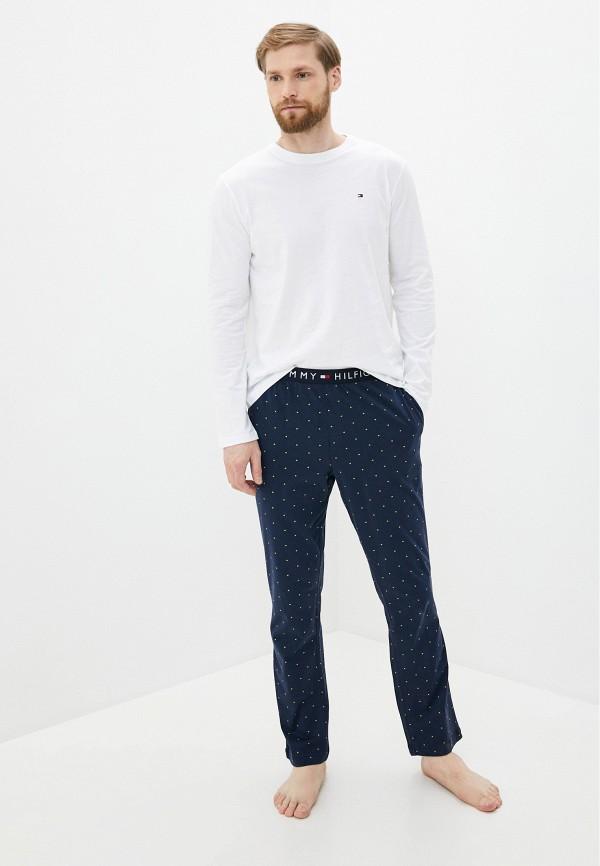 мужская пижама tommy hilfiger, разноцветная