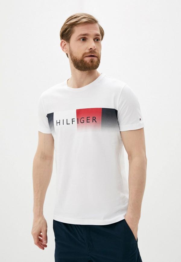 мужская футболка tommy hilfiger