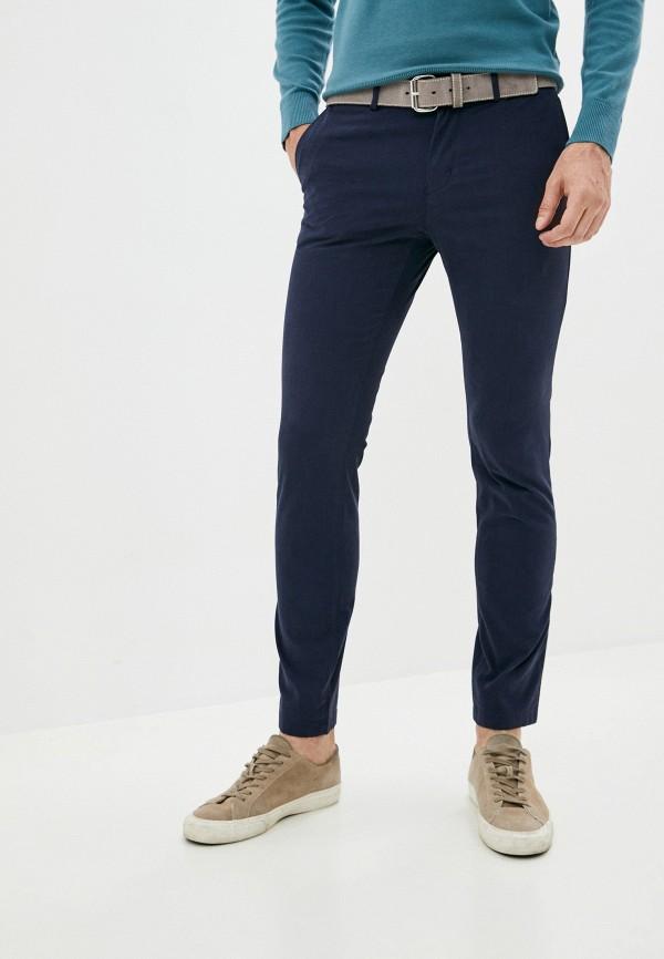 мужские брюки чинос tommy hilfiger, синие