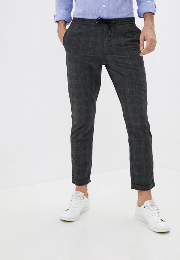 мужские брюки чинос tommy hilfiger, серые
