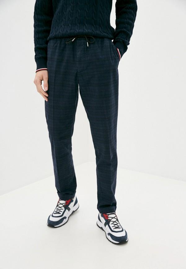 мужские брюки tommy hilfiger, синие