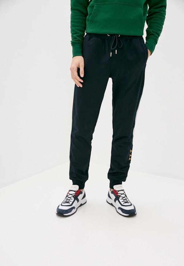 мужские спортивные брюки tommy hilfiger, синие