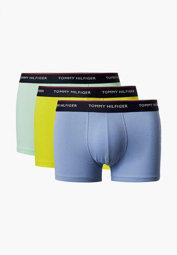 мужские трусы-боксеры tommy hilfiger, разноцветные