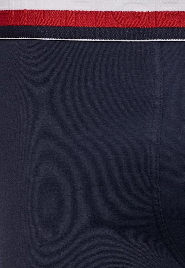 Фото 2 - мужские трусы Tommy Hilfiger синего цвета
