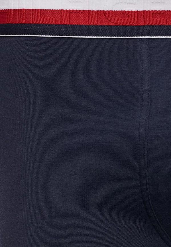 Фото 4 - мужские трусы Tommy Hilfiger синего цвета
