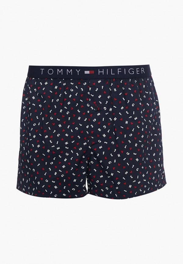 Купить Мужские трусы Tommy Hilfiger синего цвета