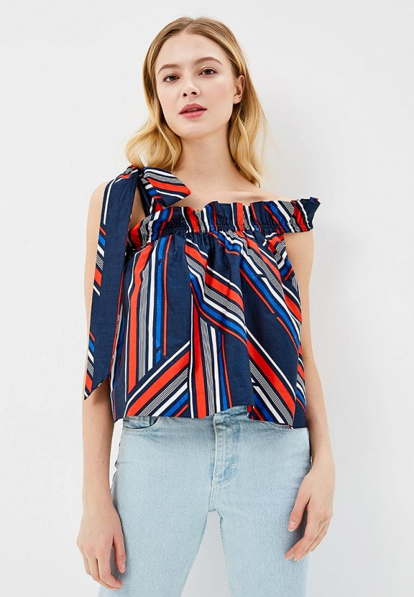 Топ Tommy Hilfiger Tommy Hilfiger TO263EWAGBQ7 портмоне tommy hilfiger tommy hilfiger to263bmbwdt4