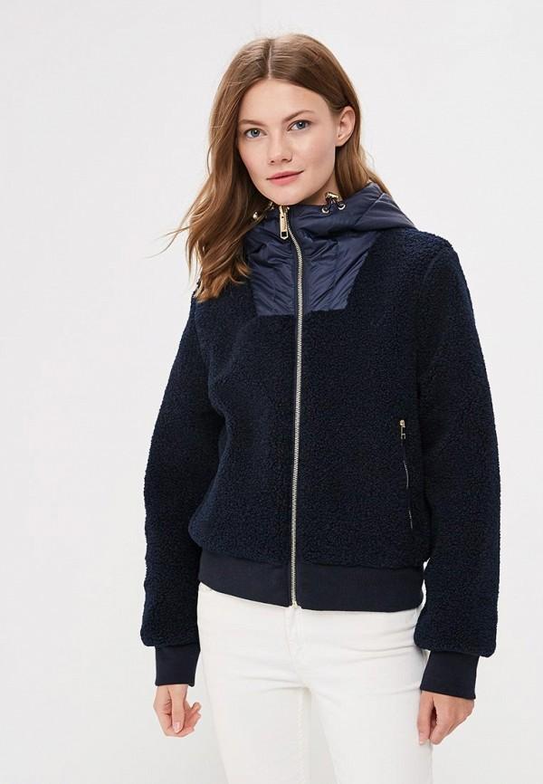 Купить Куртка утепленная Tommy Hilfiger, REVERSIBLE, TO263EWBICG2, синий, Осень-зима 2018/2019