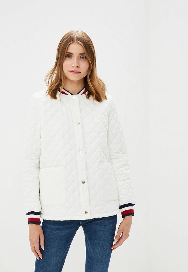 Куртка утепленная Tommy Hilfiger Tommy Hilfiger TO263EWBICN3 цены онлайн