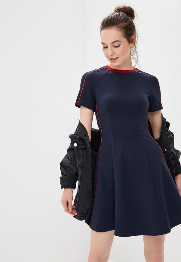 Платье Tommy Hilfiger Tommy Hilfiger TO263EWBICR4 платье tommy hilfiger tommy hilfiger to263ewolp66