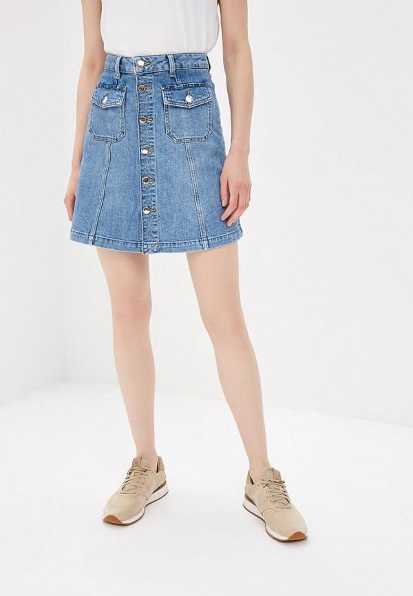 купить Юбка джинсовая Tommy Hilfiger Tommy Hilfiger TO263EWBICS2 по цене 10990 рублей
