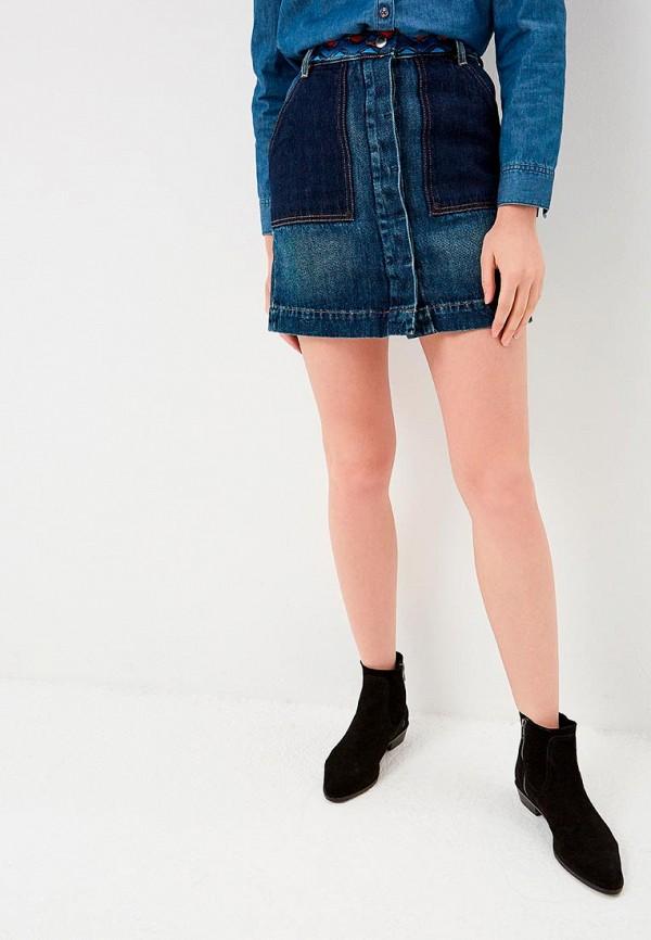 Юбка джинсовая Tommy Hilfiger Tommy Hilfiger TO263EWBICS3 tommy hilfiger джинсовая юбка