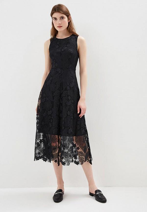 Купить Платье Tommy Hilfiger, to263ewbics5, черный, Осень-зима 2018/2019