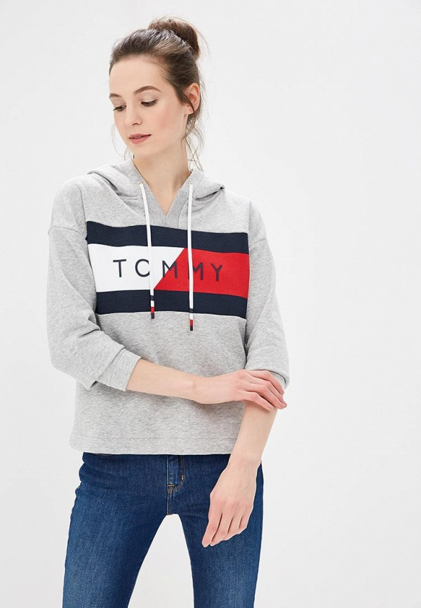 Худи Tommy Hilfiger Tommy Hilfiger TO263EWBPRM1 tommy hilfiger am0am01255 413 tommy navy