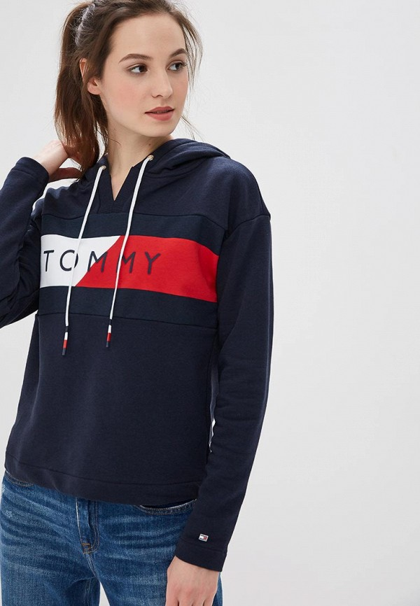 Худи Tommy Hilfiger Tommy Hilfiger TO263EWBPRM2 tommy hilfiger am0am01255 413 tommy navy