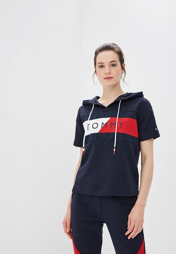 Худи Tommy Hilfiger Tommy Hilfiger TO263EWBRFM7 худи tommy hilfiger tommy hilfiger to263embhqc9