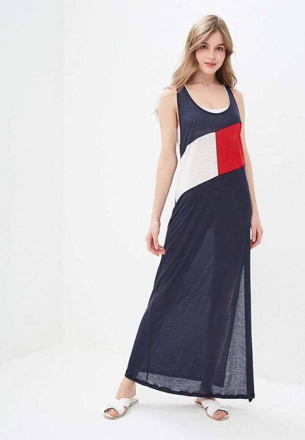 Платье пляжное Tommy Hilfiger Tommy Hilfiger UW0UW01525 фото