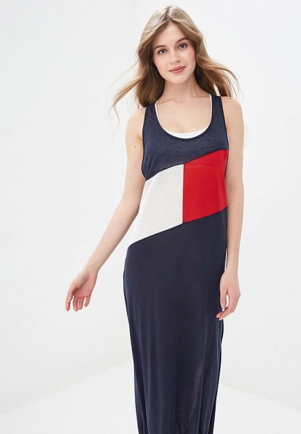 Платье пляжное Tommy Hilfiger Tommy Hilfiger UW0UW01525 фото 2