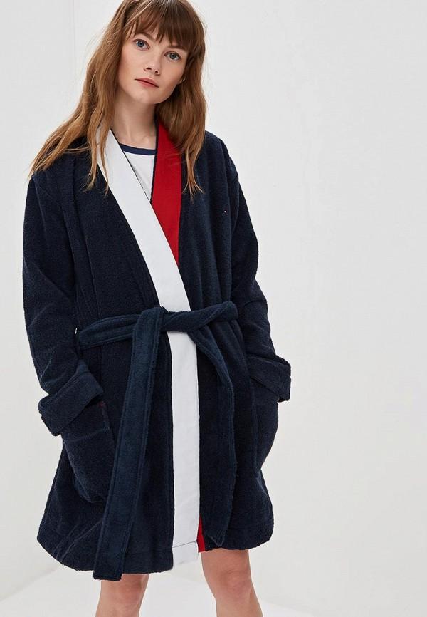 Махровые халаты Tommy Hilfiger