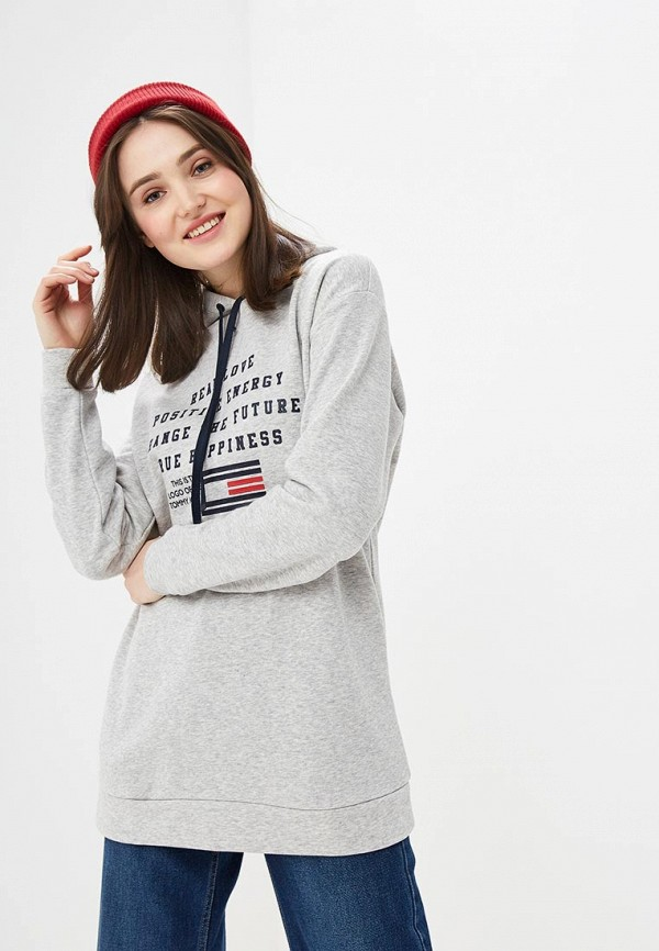 Худи Tommy Hilfiger Tommy Hilfiger TO263EWEJJD0 худи tommy jeans tommy jeans to052embhru4