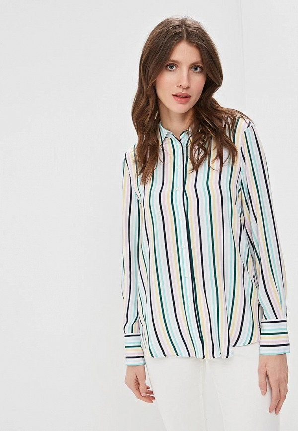 купить Блуза Tommy Hilfiger Tommy Hilfiger TO263EWEJJI0 по цене 8990 рублей