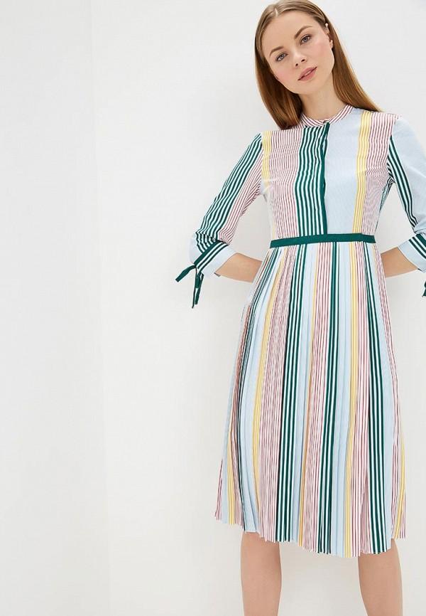 Платье Tommy Hilfiger Tommy Hilfiger TO263EWEJKM9 цена