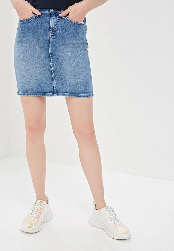 Юбка джинсовая Tommy Hilfiger Tommy Hilfiger TO263EWEJKN7 tommy hilfiger джинсовая юбка