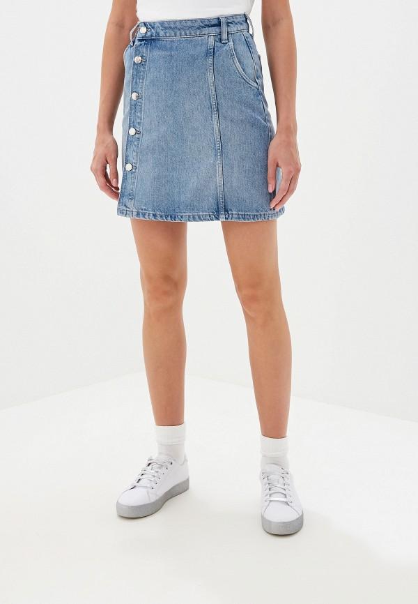 Юбка джинсовая Tommy Hilfiger Tommy Hilfiger TO263EWFFVP4 tommy hilfiger джинсовая юбка