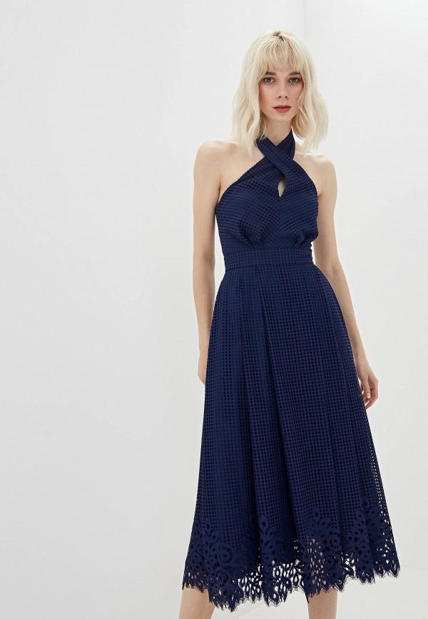 Купить Платье Tommy Hilfiger, to263ewffvr9, синий, Осень-зима 2019/2020