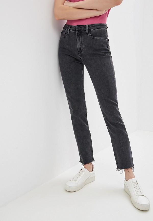 женские джинсы tommy hilfiger, серые