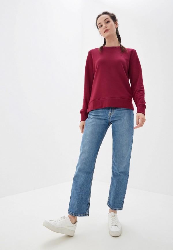 Фото 2 - женские джинсы Tommy Hilfiger голубого цвета